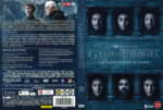 Game of Thrones – Season 6 (2016) R2 DVD Swedish Cover
