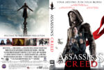 Assassin's Creed (2016) R0 Custom DVD Cover