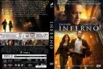 Inferno (2016) R0 Custom DVD Cover