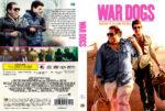War Dogs (2016) R2 Custom DVD Swedish Cover