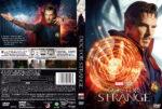 Doctor Strange (2016) R0 Custom DVD Cover