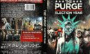 The Purge: Election Year (2016) R1 DVD Cover