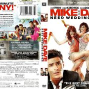 Mike and Dave Need Wedding Dates (2016) R1 DVD Cover