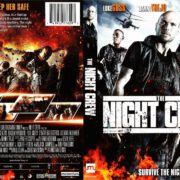 The Night Crew (2016) R1 DVD Cover