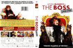 The Boss Unrated (2016) R1 DVD Cover