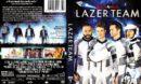 Lazer Team (2016) R1 DVD Cover