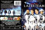 Lazer Team (2016) R1 DVD Cover