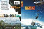Point Break (2016) R1 DVD Cover
