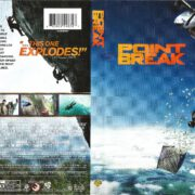 Point Break (2016) R1 DVD Cover
