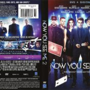 Now You See Me 2 (2016) R1 DVD Cover