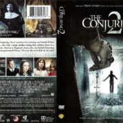 The Conjuring 2 (2016) R1 DVD Cover