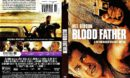 Blood Father (2016) R1 DVD Cover