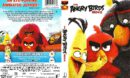 The Angry Birds Movie (2016) R1 DVD Cover
