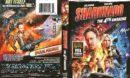 Sharknado 4: The 4th Awakens (2016) R1 DVD Cover