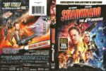 Sharknado 4: The 4th Awakens (2016) R1 DVD Cover