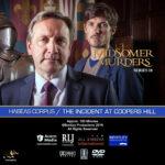 Midsomer Murders – Series 18 (2016) R1 Custom Labels