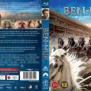 Ben-Hur (2016) R2 Blu-Ray Nordic Cover