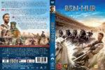 Ben-Hur (2016) R2 DVD Nordic Cover
