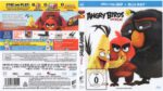 Angry Birds 3D (2016) R2 German Blu-Ray Cover