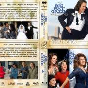 My Big Fat Greek Wedding Double (2002-2016) R1 Custom Blu-Ray Cover