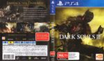 Dark Souls III (2016) PAL PS4 Cover & Label