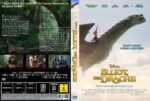 Elliot, der Drache (2016) R2 GERMAN Custom Cover