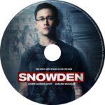 Snowden (2016) R0 CUSTOM Label
