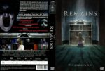 The Remains (2016) R2 GERMAN Cover