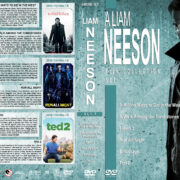 Liam Neeson Film Collection - Set 7 (2014-2015) R1 Custom Covers