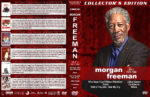 Morgan Freeman Film Collection – Set 1 (1971-1980) R1 Custom Covers