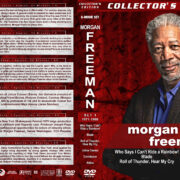 Morgan Freeman Film Collection - Set 1 (1971-1980) R1 Custom Covers