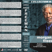 Morgan Freeman Film Collection – Set 2 (1980-1984) R1 Custom Covers