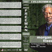 Morgan Freeman Film Collection - Set 3 (1985-1987) R1 Custom Covers