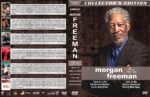 Morgan Freeman Film Collection – Set 4 (1987-1989) R1 Custom Covers