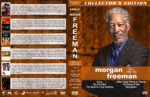 Morgan Freeman Film Collection – Set 5 (1989-1992) R1 Custom Covers