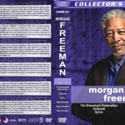 Morgan Freeman Film Collection – Set 6 (1994-1970) R1 Custom Covers