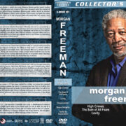 Morgan Freeman Film Collection – Set 8 (2002-2003) R1 Custom Covers