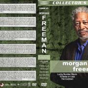 Morgan Freeman Film Collection – Set 10 (2006-2007) R1 Custom Covers