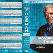 Morgan Freeman Film Collection – Set 11 (2007-2009) R1 Custom Covers