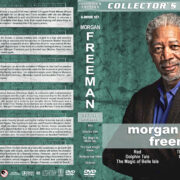Morgan Freeman Film Collection – Set 12 (2010-2013) R1 Custom Covers