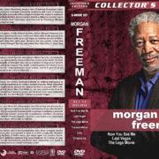 Morgan Freeman Film Collection - Set 13 (2013-2014) R1 Custom Covers