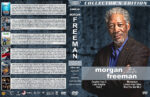 Morgan Freeman Film Collection – Set 14 (2014-2016) R1 Custom Covers