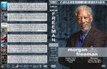 Morgan Freeman Film Collection – Set 14 (2014-2016) R1 Custom Covers
