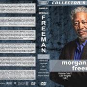 Morgan Freeman Film Collection - Set 14 (2014-2016) R1 Custom Covers