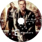 Eliminators (2016) R0 CUSTOM Label