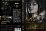 Beauty & the Beast Staffel 4 (2016) R2 German Custom Cover & Labels