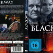 Blackway - Auf dem Pfad der Rache (2015) R2 German Custom Blu-Ray Cover & Label