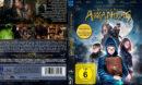 Das magische Buch von Arkandias (2014) R2 German Custom Blu-Ray Cover & Label