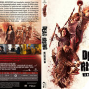 Dead Rising Endgame (2016) R2 German Custom Blu-Ray Cover & Label