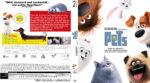 Pets (2016) R2 German Custom Blu-Ray Cover & labels